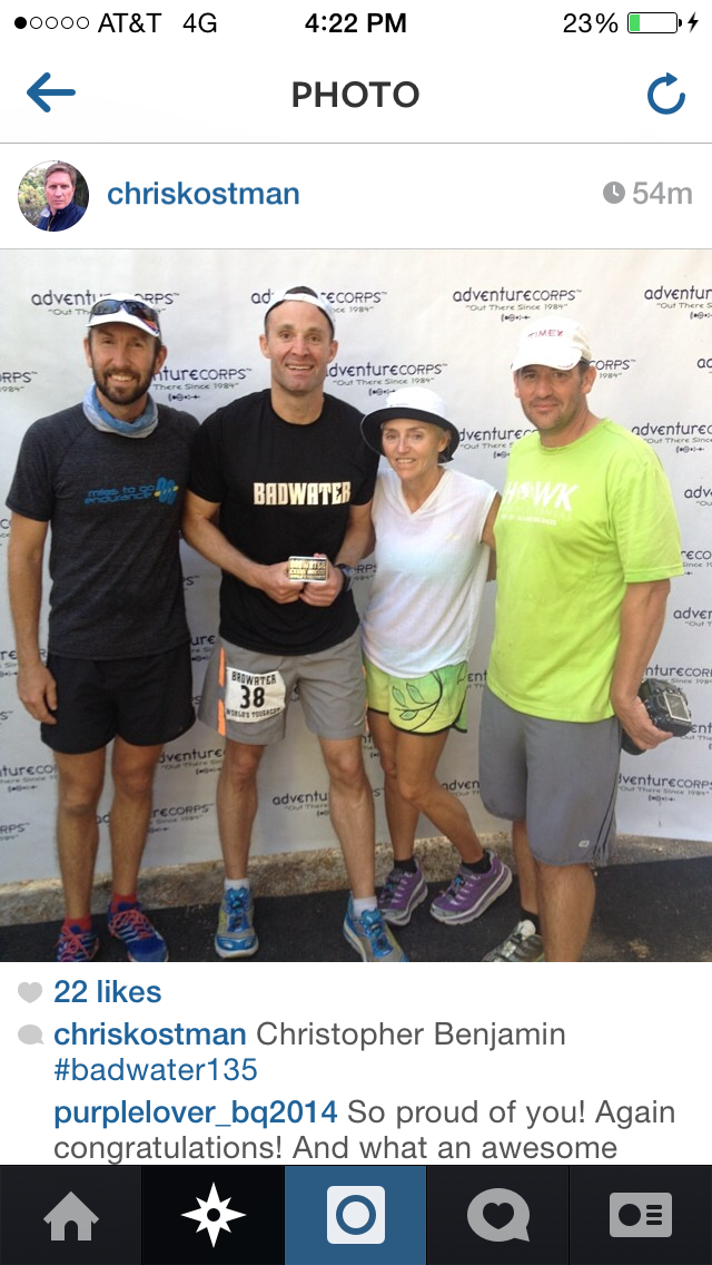 2014 Badwater 135